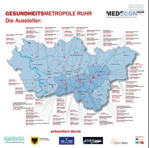 Gesundheitsmetropole Ruhr